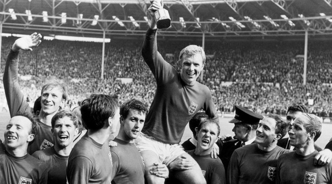 Bobby Moore - England National Football Team - 1966 World Cup Champions